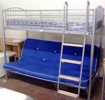 Futon Bunk Bed Uk