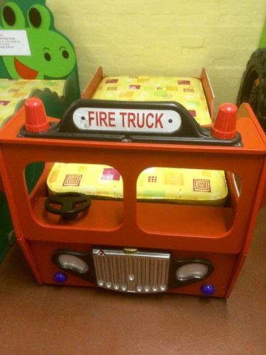 Fire Engine Bed Frame Inc Mattress Gb Beds