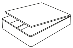 storage options - end ottoman